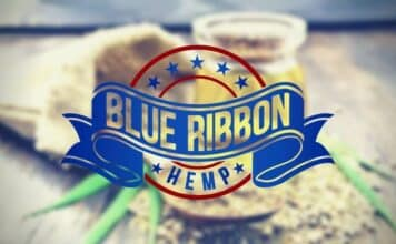 Blue Ribbon Hemp Launches 5000mg CBD Tincture